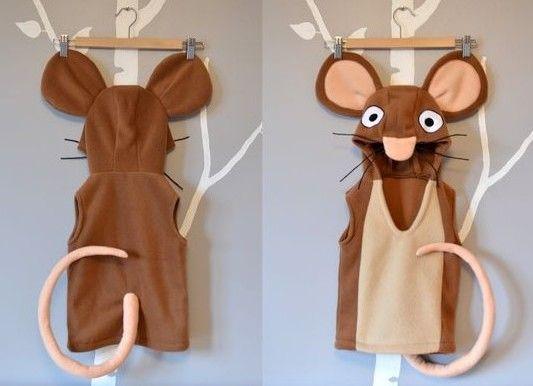 Костюм для утренника в детский сад: мышка или крыска своими руками-1-jpg.5574