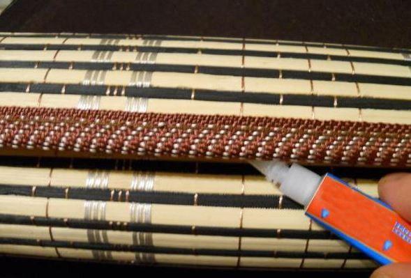 Как сделать футляр для рукоделия из бамбуковой салфетки-6-jpg.7756