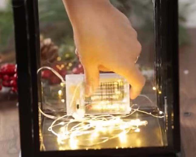 Декоративный светильник из фоторамок-7-jpg.6130