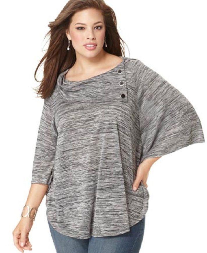 Нужна помощь опытных мастериц: ищу фасон пуловера на полную девушку-sv-1-jpg.472