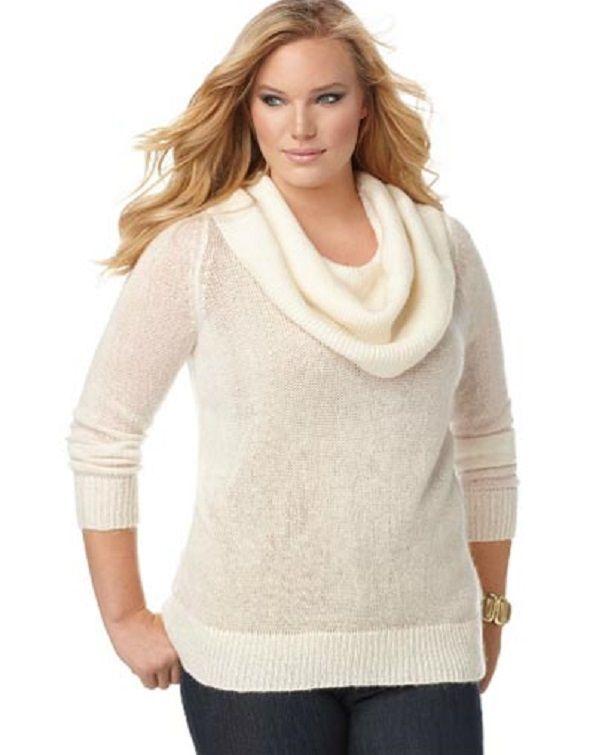 Нужна помощь опытных мастериц: ищу фасон пуловера на полную девушку-sv-3-jpg.474